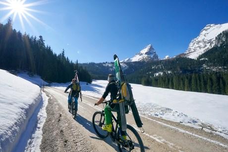 Der Watzmann ruft: Skitouren in den Berchtesgadener Alpen