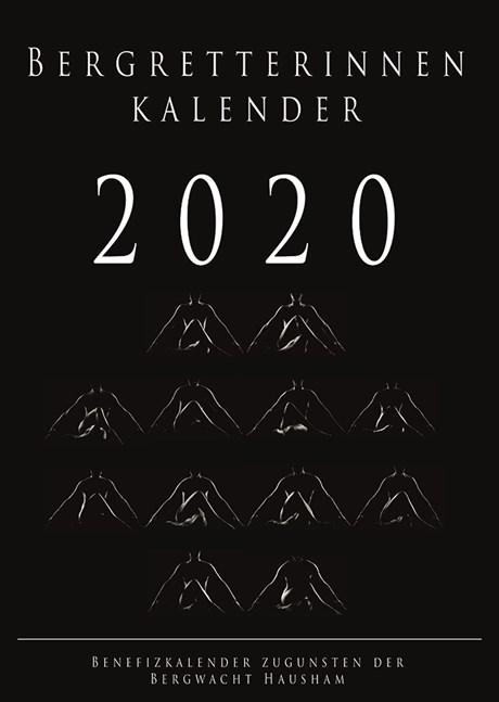 Zum Durchklicken: Der Bergretterinnen-Kalender 2020