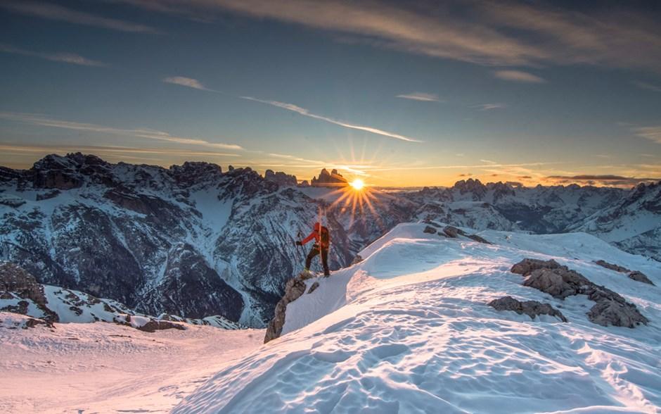 Backcountry Sunrise