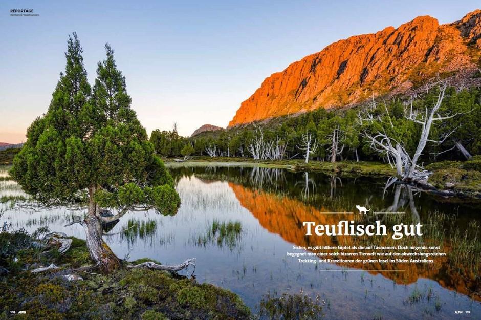 Reportage: Touren auf Tasmanien
