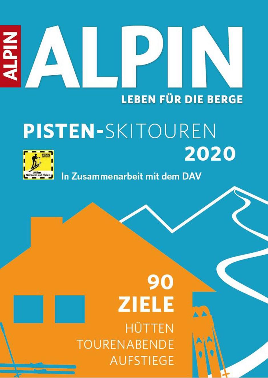 Booklet: Pisten-Skitouren
