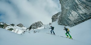 Berchtesgadener Alpen: Die GPS-Tracks der Januar-Ausgabe