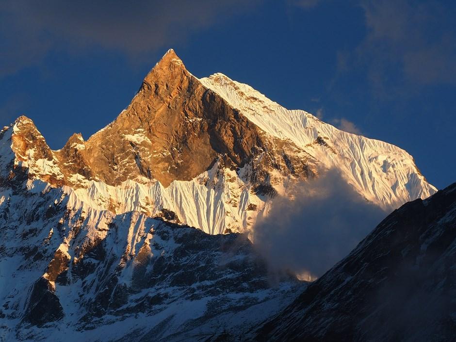 Machapuchare - Der heilige Berg Nepals