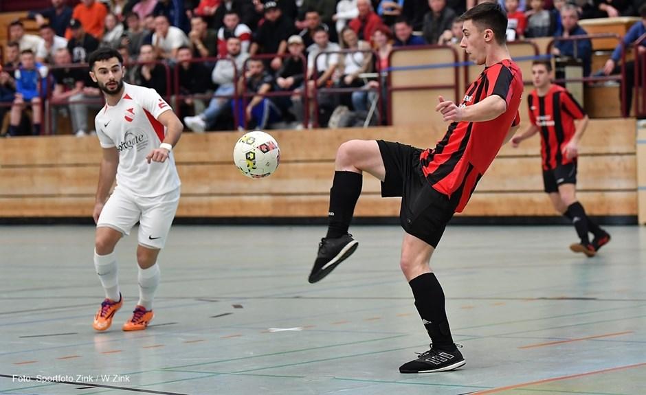 Brucker Drei-Königs-Hallenturnier, Viertelfinale