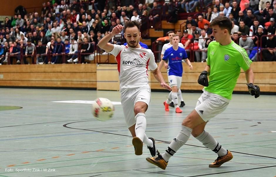 Brucker Drei-Königs-Hallenturnier, Halbfinale