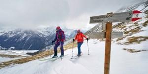 Skidurchquerung Südtirol: Die GPS-Tracks der Februar-Ausgabe