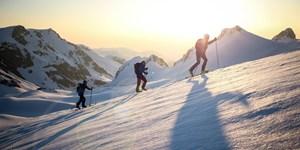 Berge im TV: Die längste Skitour der Welt