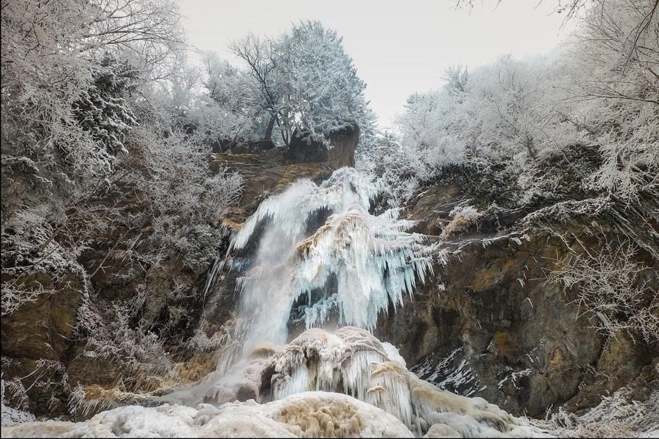 Finsterbach Wasserfall