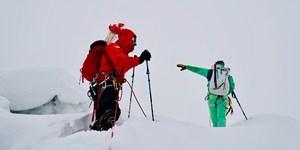 Nach Sturz: Moro und Lunger beenden Gasherbrum-Expedition