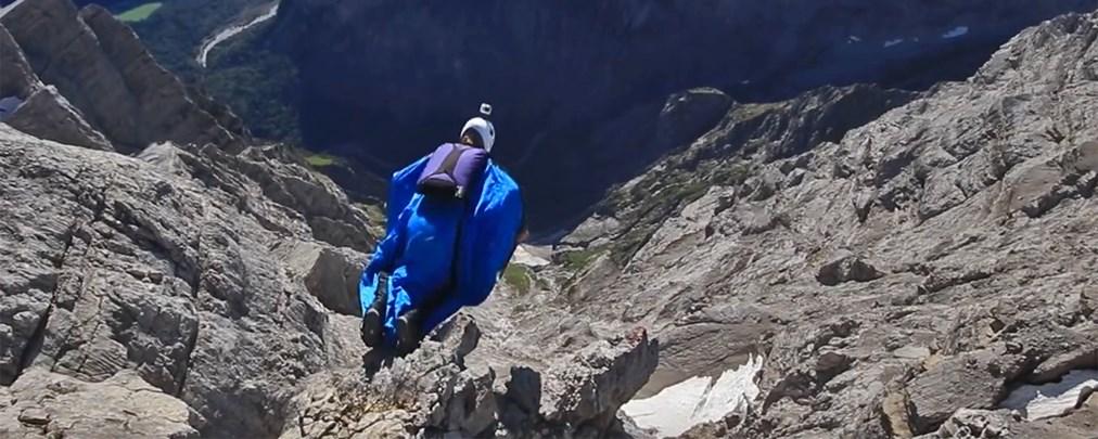 Watzmann: Bußgeld für Wingsuitsprung fällig