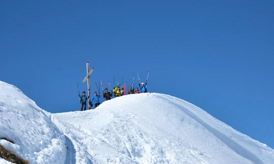 Gemeinsam zum Gipfel: Das funktioniert am besten, wenn sich die Planung am schwächsten Teilnehmer orientiert.