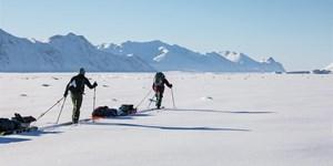 Berge im TV: Skiexpedition ans Ende der Welt