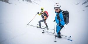 Skidurchquerung extrem: Die Hoch Tirol in 27 Stunden