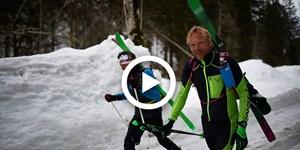 Ski-Speed-Transalp von Benedikt Böhm: Jetzt Film ansehen