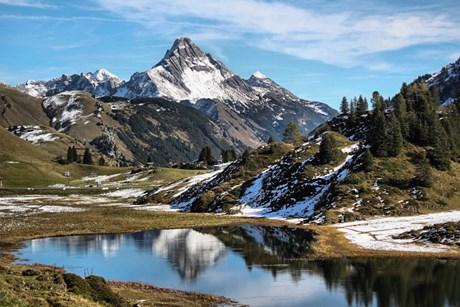 """ALPIN PICs: """"Wechsel der Jahreszeiten am Berg"""""""