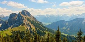 Allgäuer Alpen erleben Besucheransturm