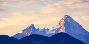 Berge im TV: Berchtesgadener Alpen und Everest