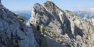 Kombitour Mittenwalder Höhenweg
