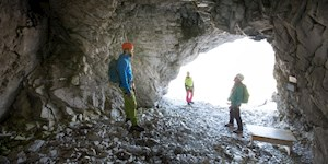 Tourentipp: Klettersteig Gauablickhöhle - Sulzfluh