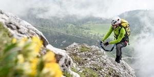 """Neuer Klettersteig auf den """"Achter"""""""
