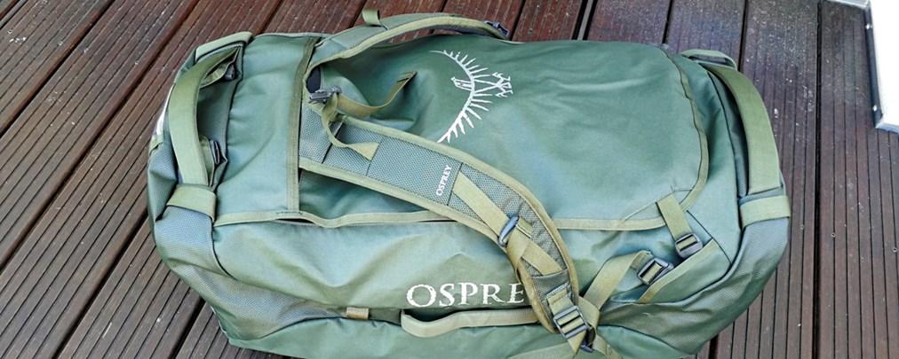 Test: Osprey Transporter 95