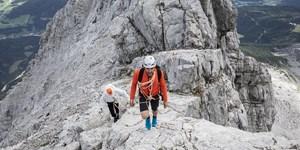 Berge im TV: Watzmann mit den Huberbuam