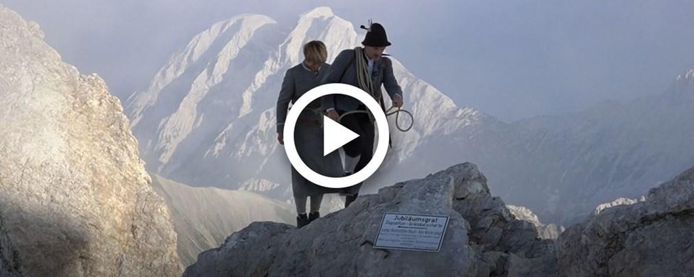 Historische Wege in Bayerns Bergen: Zugspitze und König Ludwig II.