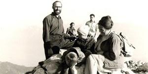 Hermann Huber: Ein Leben für das Bergsteigen