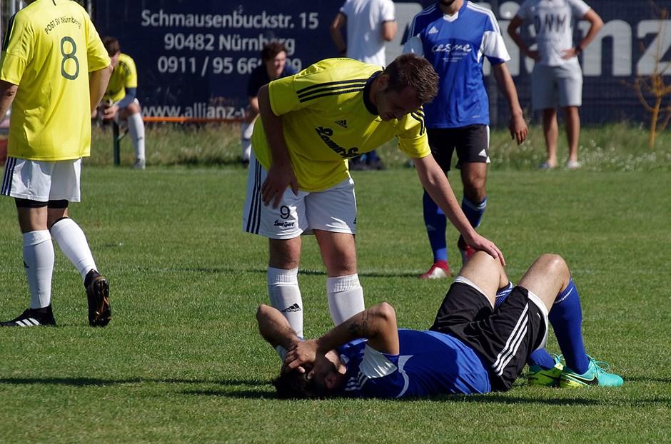 Kreisklasse Nürnberg/Frankenhöhe 4, 15. Spieltag