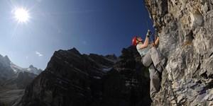 Lang und anspruchsvoll: Der Ochsenwand-Klettersteig