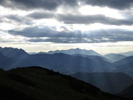 """Fotowettbewerb """"Berge im Licht"""""""