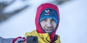 K2: Sergi Mingote plant Winterbesteigung