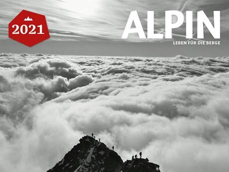 Mit Bergen durch das Jahr: Bergkalender 2021