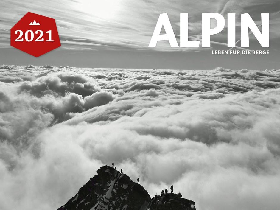 ALPIN Wandkalender - Unser Liebling
