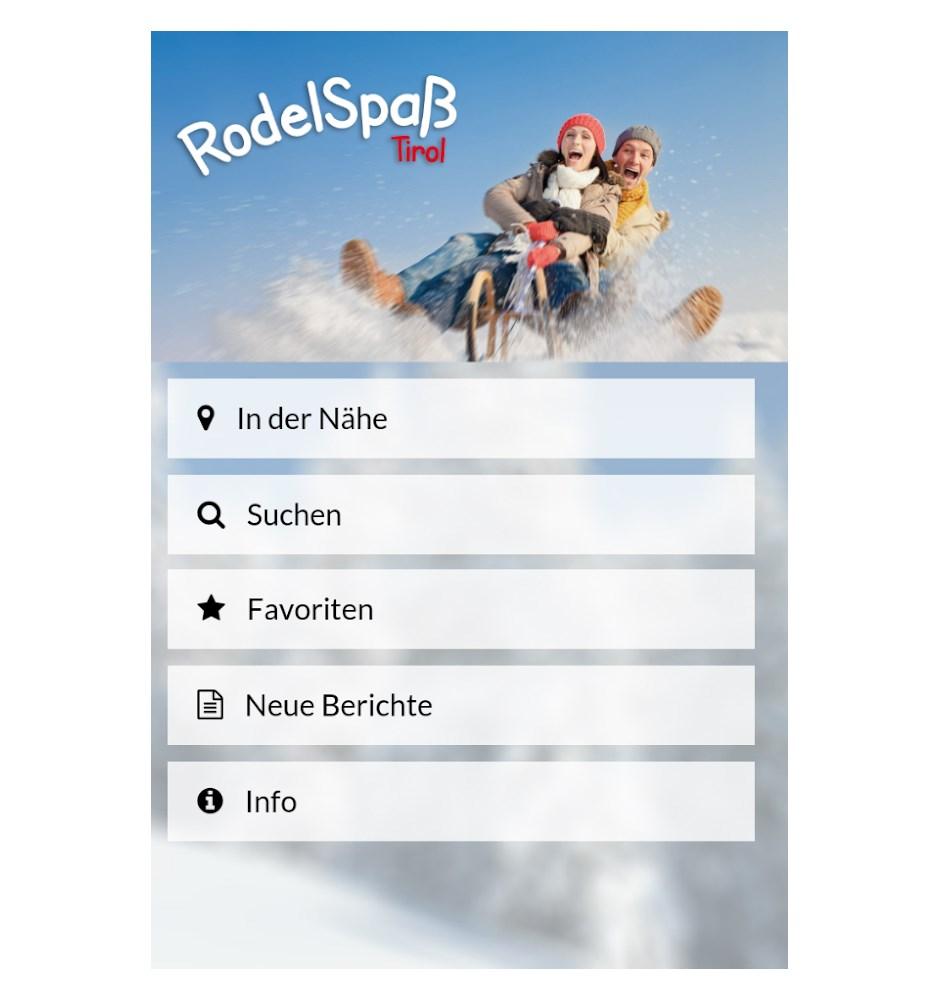 Rodelspaß Tirol