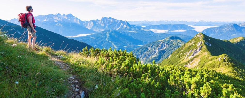 Wander, Wandertour, Wanderung: Themanarchiv auf Alpin.de