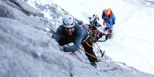 Eiger-Nordwand: Vorerst keine neue Route von den Huberbuam und Siegrist