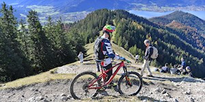 Mountainbike: Drohen Sperrungen vieler attraktiver Trails?