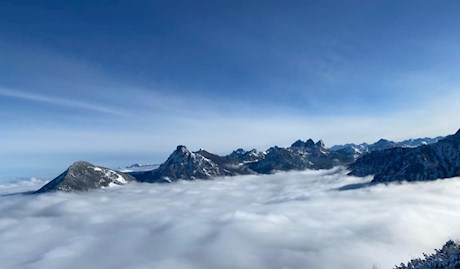 """ALPIN PICs: """"Berge von oben"""""""
