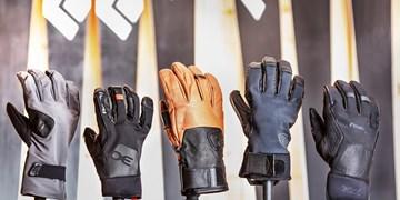 Im Test: Fünf Skitouren-Handschuhe