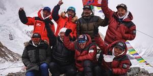 K2: Erste Winterbesteigung des Achttausenders gelungen!