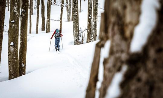 Winter-Abenteuer lassen sich auch vor der eigenen Haustüre erleben.
