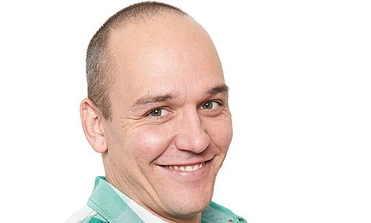 Lebt in Schongau: ALPIN-Redakteur Andreas Erkens.