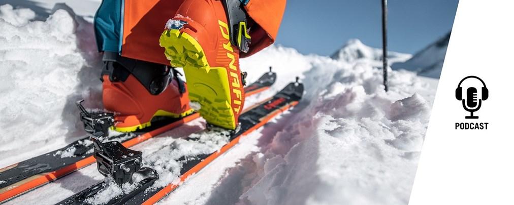 Podcast für Skitourengeher:Innen