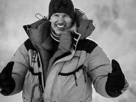 Am K2 vermisst: John Snorri Sigurjonnson.