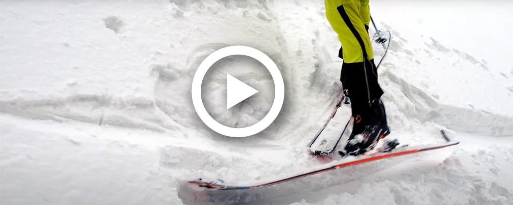 Video: Kick- und Spitzkehre