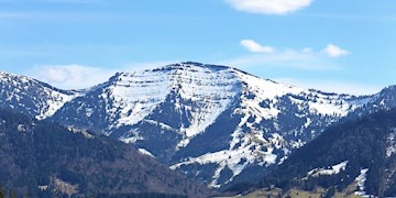 Wanderer verunglückt am Hochgrat bei Oberstaufen tödlich.