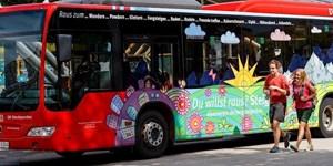Bus soll Bergsteiger von München in die Berge bringen