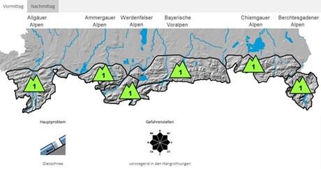 Fünf Tipps für sichere Skitouren