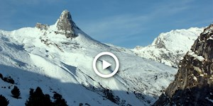 Video: Skitourenparadies Vals